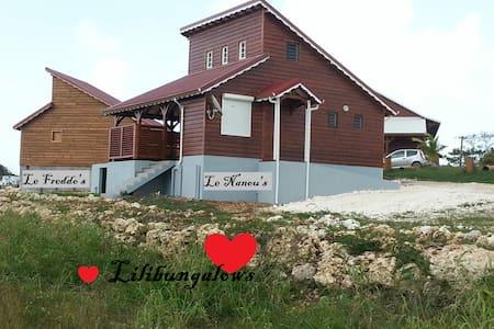 Lilibungalows: le Freddo's. - Bungaló