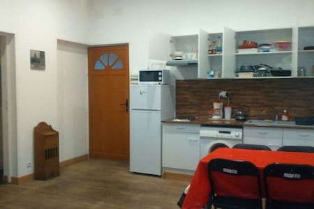 Beau T2  avenue Aristide Briand - Apartment