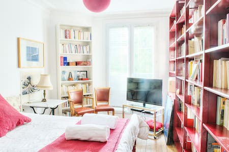Lovely Flat At The Montmartre Foot