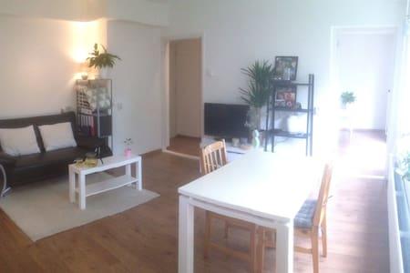 Compleet appartement met tuin! - Wohnung
