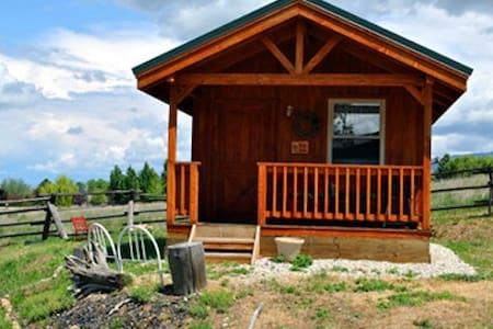 Wolf Den cabin - Kisház