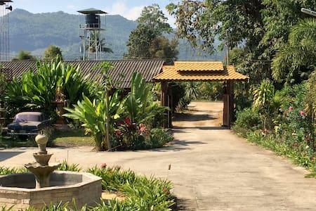 Mountainside Bungalow Retreat