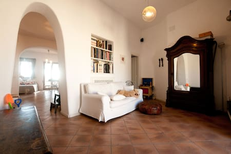 casa panoramica nel centro di Forio - Lägenhet