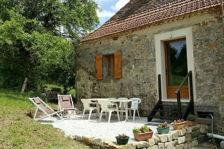 Charming house,  great view point! - Queyssac-les-Vignes