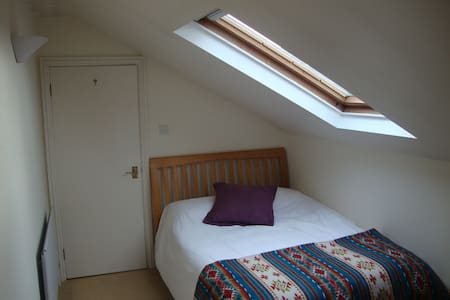 Light, bright double room in loft apartment - Loft