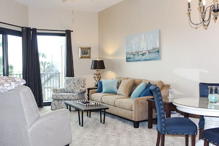 1st Floor Oceanfront Condo 2BR/2BA - Orange Beach