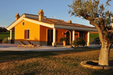 Camera Matrimoniale (P) - Sant'Elpidio a mare