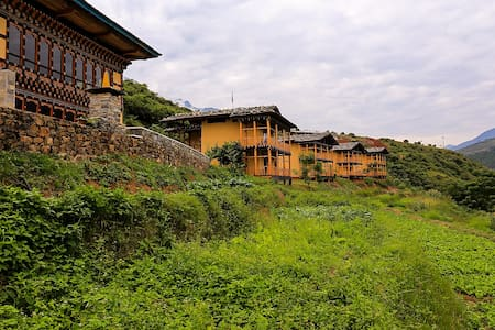 wangdue ecolodge - Wangdue Phodrang - Bed & Breakfast