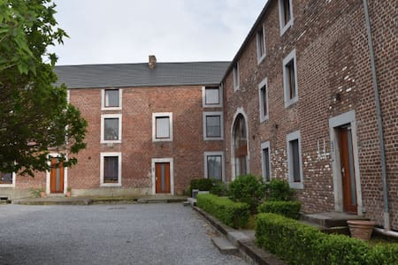 Countryside appartment 10 min away from Liège - Apartmen