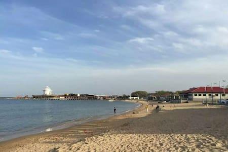 5分钟到海边,免费蒸煮海鲜的北戴河晓霞旅馆温馨家庭房(不接外宾) - Qinhuangdao - Other