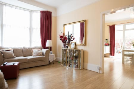 Cosy and clean double -  Crouch End - Apartment