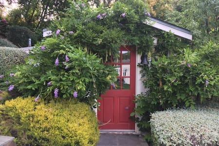 Cute cottage; 15 min from GG Bridge - Hus