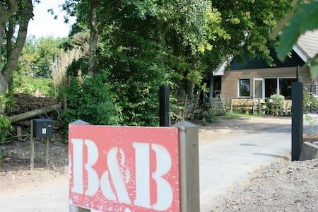 Guesthouse and B&B Olling Art Inn - Barsingerhorn - Casa
