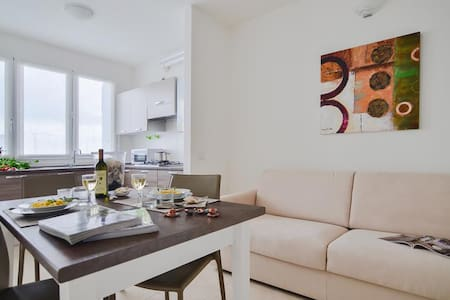 Elegant 2bdr duplex with patio - Marina di Ravenna - Apartment