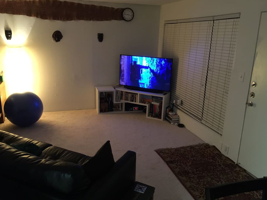 """55"""" 4K Ultra TV. No cable"""