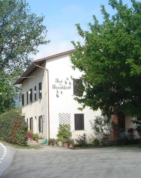 Ospitalità B&B casa in campagna