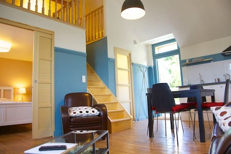 Charming, modern and colourful appartment - Le Faouët