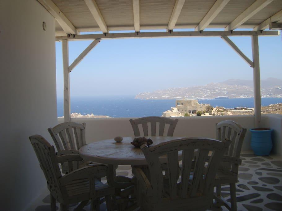 Margarita House in Mykonos island!