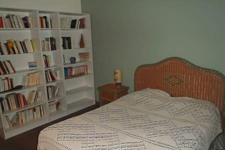 chambre + s de b privée+petit dej - Saint-Gervais-les-Bains