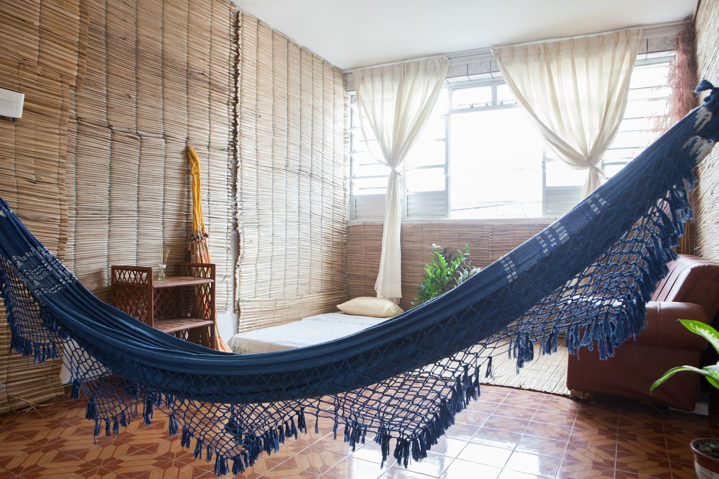 Enjoy a relaxed room with great sunlight and tons of space