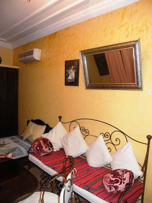 Private Room Marrakesh