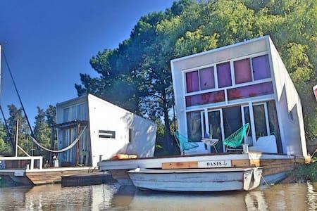 Oasis Flotante / Casa Flotante - San Fernando