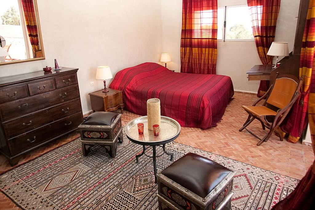 Maison d'hote Essaouira, Dar Diamar - chambre grenadier