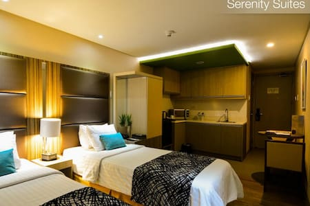 2 Beds Comfortable Studio in Antel Hotel - Condominium