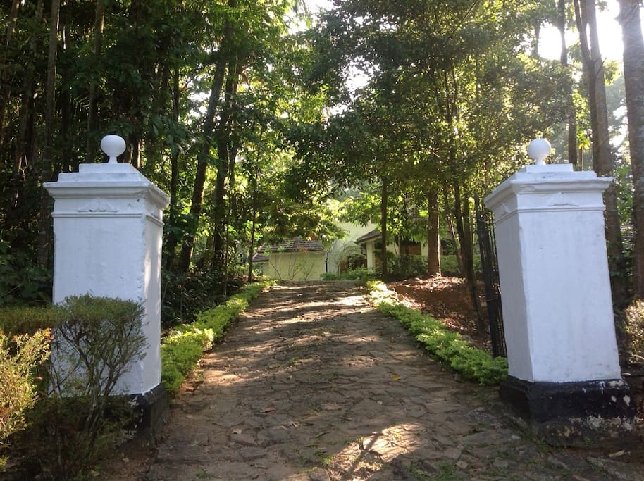 Gate to Somaland Estate