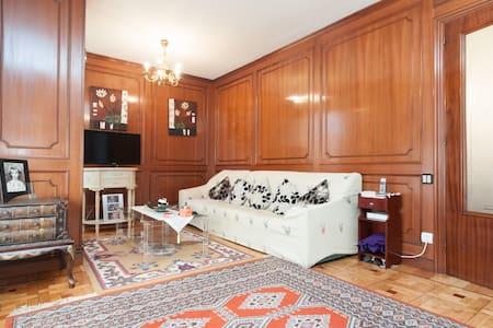 Cómoda hab doble como en casa - Santander - Bed & Breakfast
