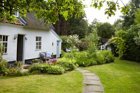 Idyllic rural luxury cottage - Sternfield - Hus