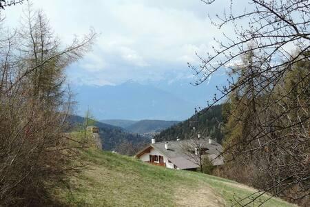 Paese dei masi, a 25 km da Bolzano - Appartement