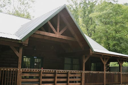 Revelles River Retreat - The Grizzly - Elkins