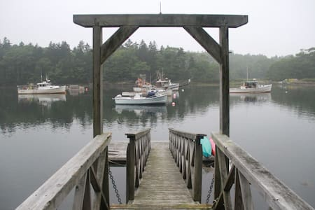 Harbor House in Small Point, Maine