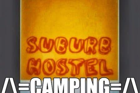 Suburb Camping - Purkersdorf - Tente