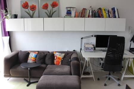 Comfy loft-style studio apartment ❤