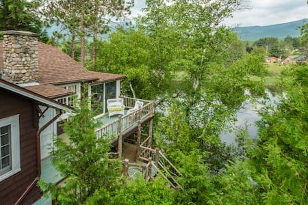 Adirondack River Get Away - Kisház