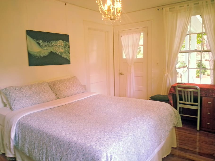 Pecan Room - Nature Lovers House