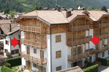 Lovely apt in Pinzolo Val Rendena 4 - Pinzolo - Wohnung