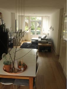 "Nice 2 room appartment in ""oud -zuid"" - Amsterdam - Appartement"