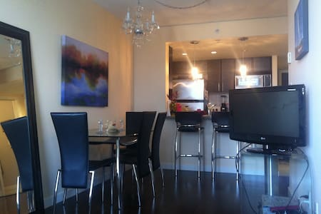 1BR Apt in Downtown Vancouver - Vancouver - Apartment