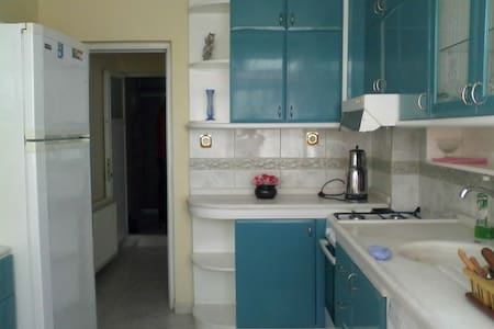 MERSİN MERKEZDE GÜNLÜK KİRALIK DAİR - Apartment