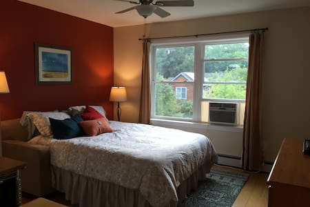 Beautiful room in charming Village of Saugerties - Σπίτι