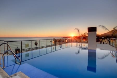Apartamento con vistas al Gibraltar - Estepona