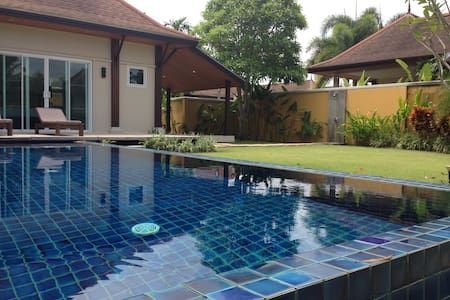 LUXURY 3bed private pool villa - House