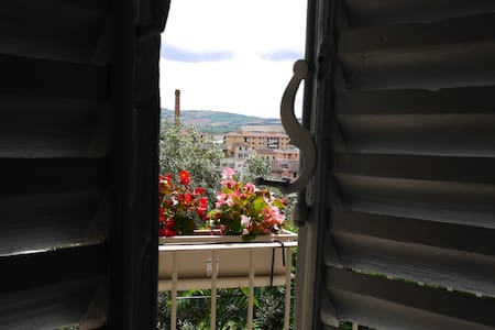Una terrazza sui colli - Centro Storico - Apartment