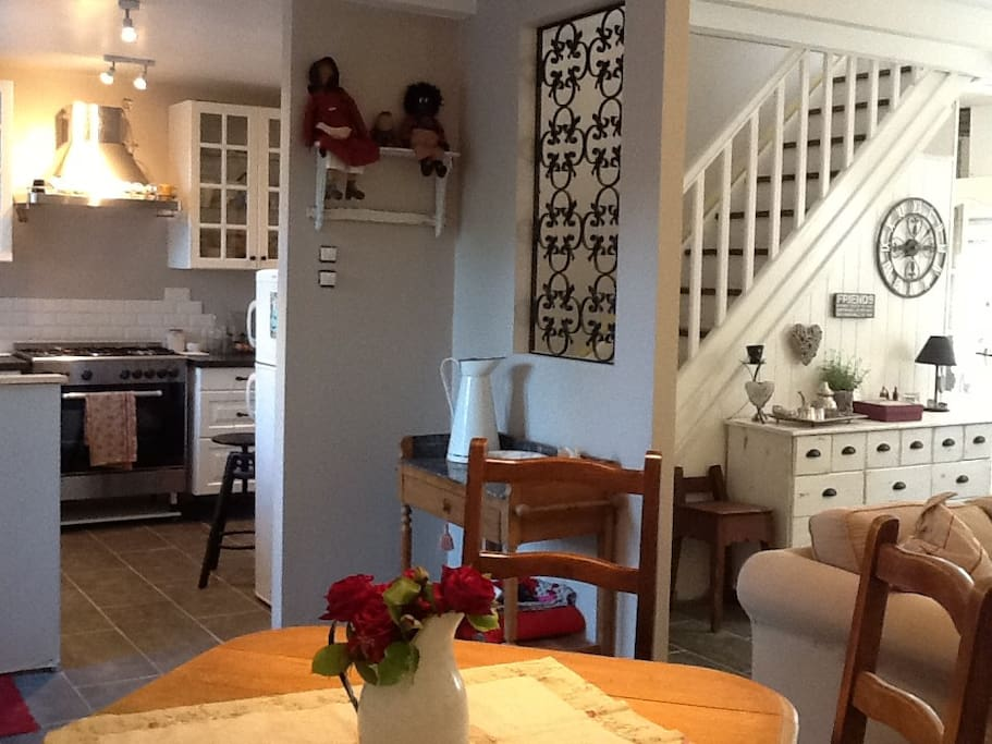 Mont St Michel BnB .. a french life