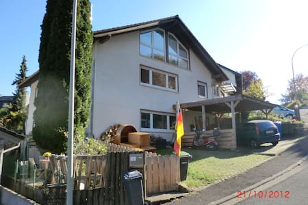 Fair guest-room Vacation Wickert - Gelnhausen - Bed & Breakfast