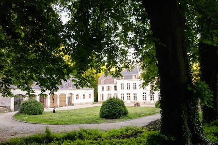 Cottage on a Castle Estate, near Montreuil sur Mer - Kulübe