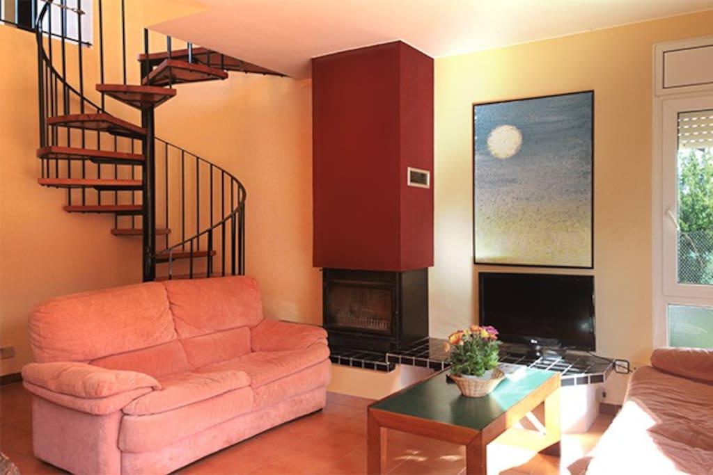 Casa-Apartamento duplex en S'Agaró